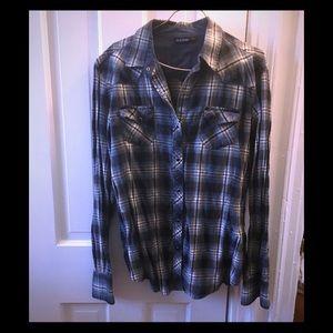 Kuhl Western style shirt